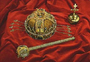 The Hungarian Coronation Jewelry