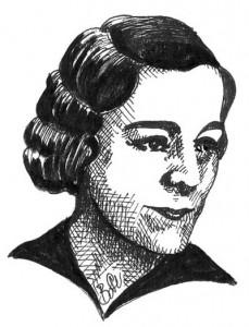 BARNÓTHY FORRÓ MAGDA (1904 – 1993)