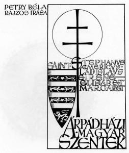 Árpádházi Magyar Szentek - Mappa