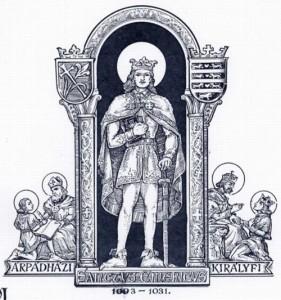 Szent Imre királyfi