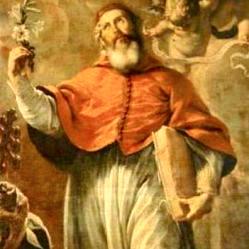 I. Szent Damazusz pápa