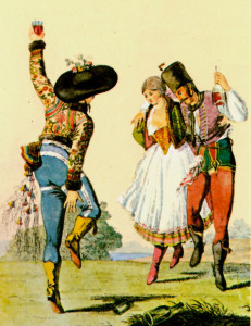 Táncoló magyarok - Dancing Hungarians